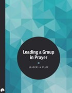 Leading a Group in Prayer