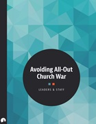 Avoiding All-Out Church War