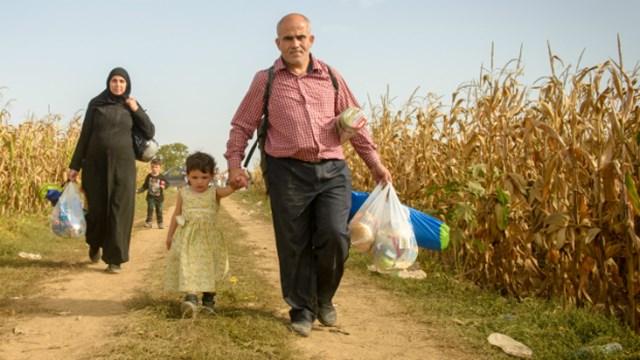 The Refugee Crisis Frontline: Croatia's Christians Lend a Hand