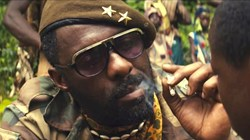 Idris Elba in 'Beasts of No Nation'