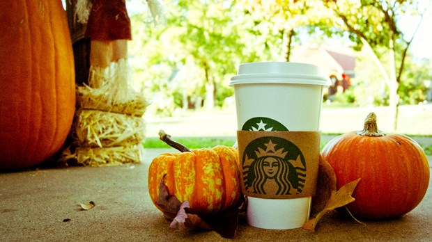 Thank You Jesus for the Smell of Pumpkin Spice