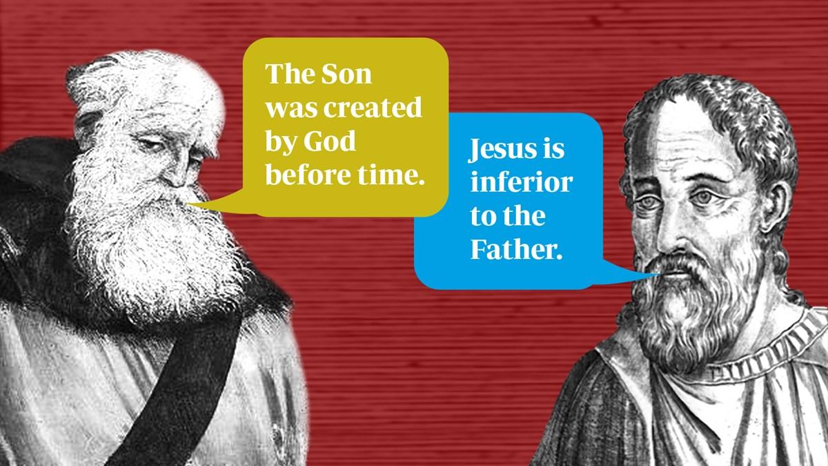 Agapegeek Teachings On The Trinity: Do You Believe A False Teaching?