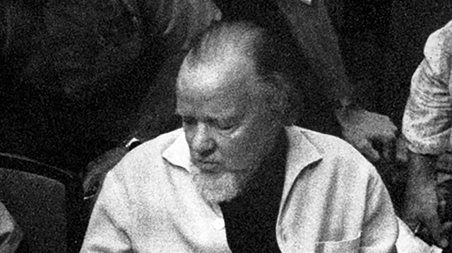 Flaming Truth: Recalling Francis Schaeffer's Challenge