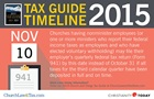 Tax Guide Reminder: November 2015
