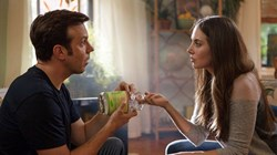 Jason Sudeikis and Alison Brie in 'Sleeping With Other People'