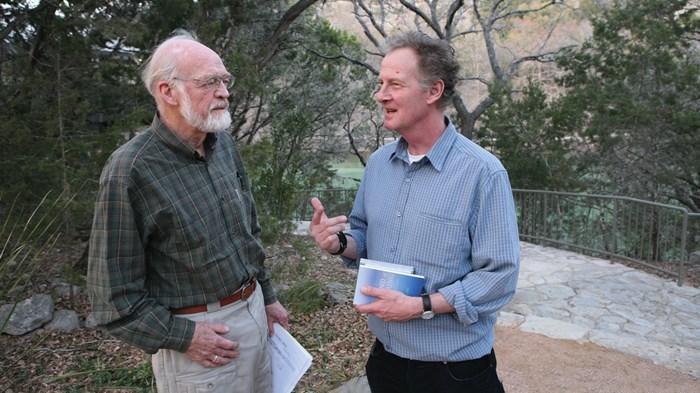 The Joyful Environmentalists: Eugene Peterson and Peter Harris