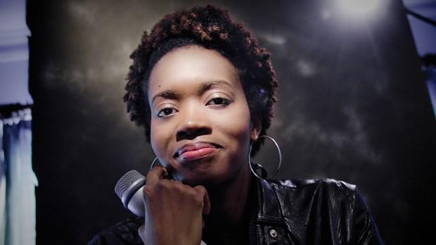 Poet Amena Brown Speaks the Truth in Rhythm and Rhymes
