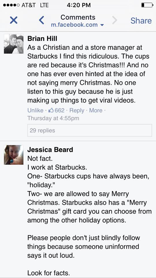 When We Love Outrage More Than People: Starbucks Cups and You ...