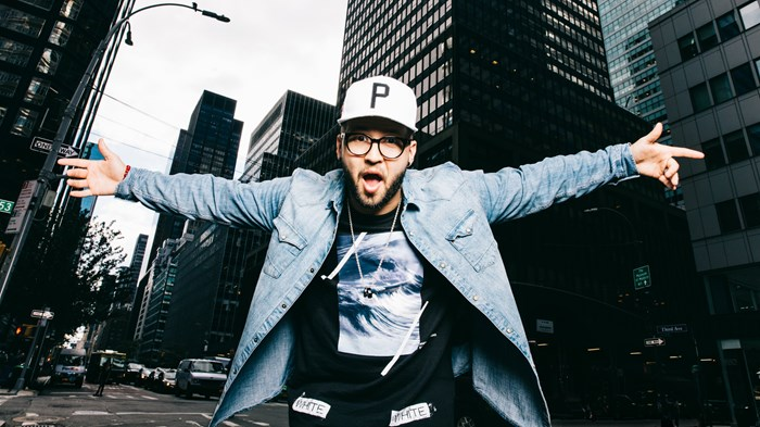 Andy Mineo: Rappers Are Missionaries, Too