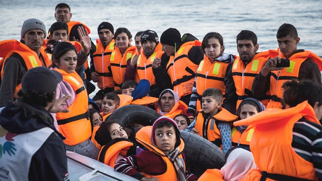 Why Are There Only 53 Christians Among America's 2,184 Syrian Refugees?
