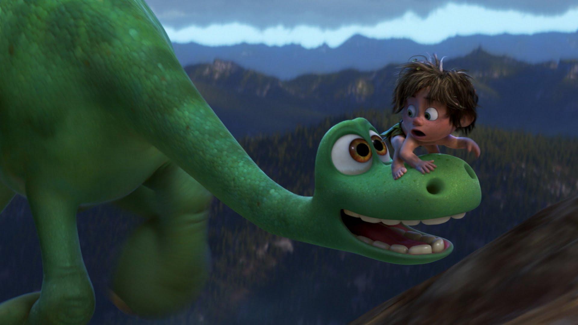 The Good Dinosaur Wallpaper The Good Dinosaur HD Movie