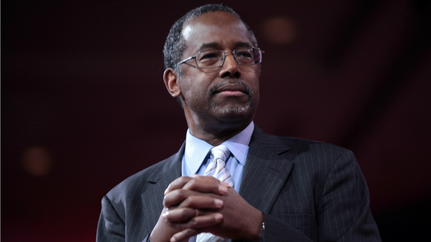 Ben Carson Is Dreaming of a White House Christmas