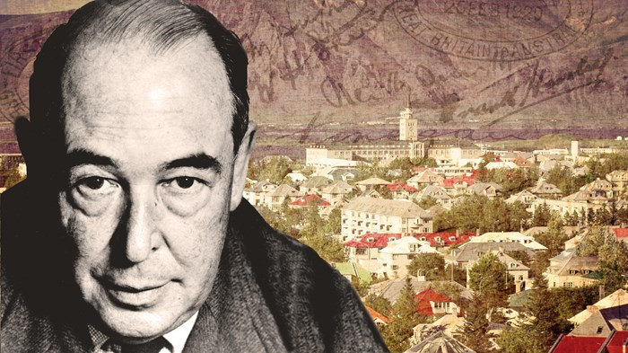 C.S. Lewis Was a Secret Government Agent