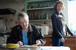 Tom Courtenay and Charlotte Rampling '45 Years'