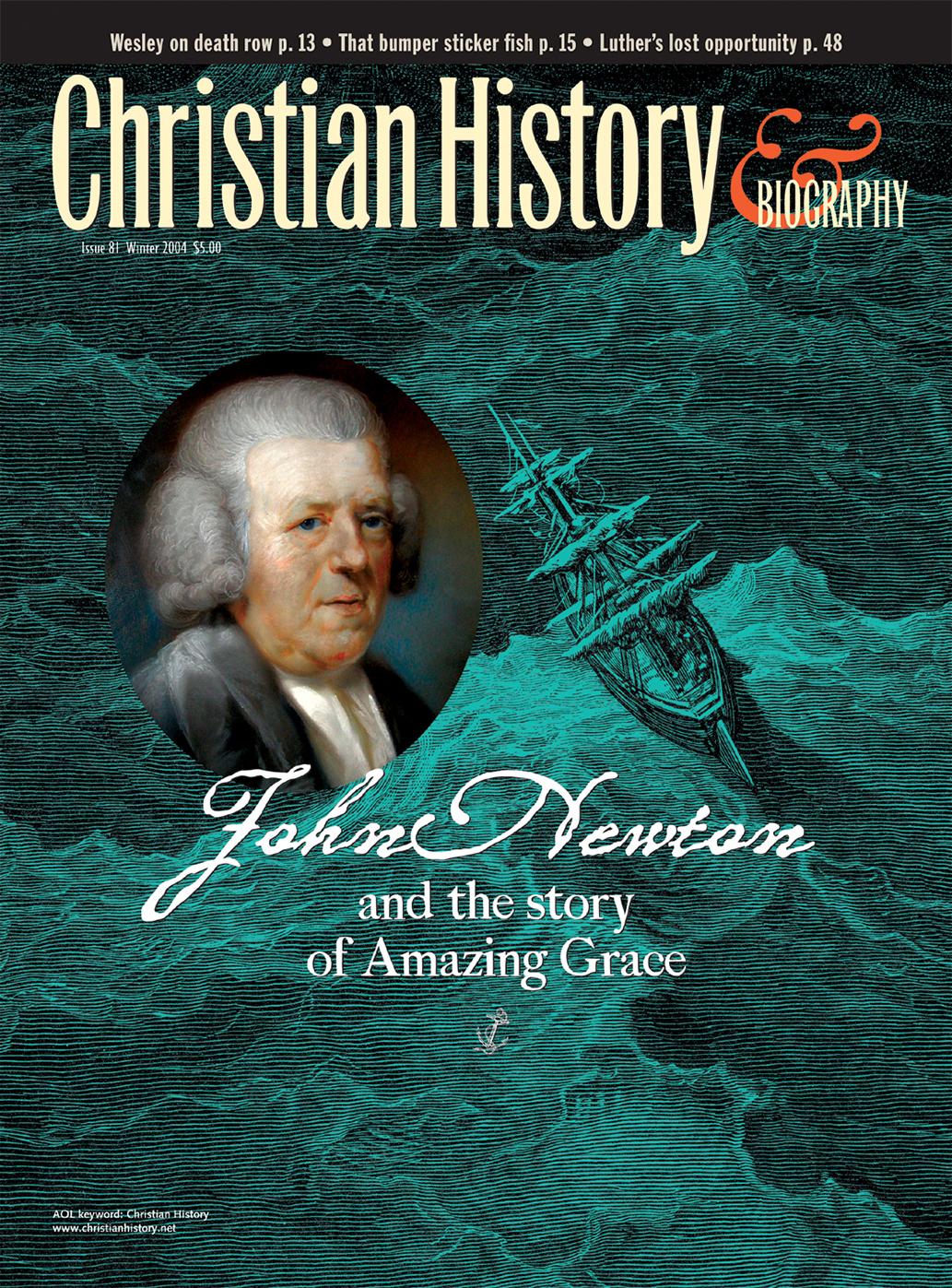 john newton biografia