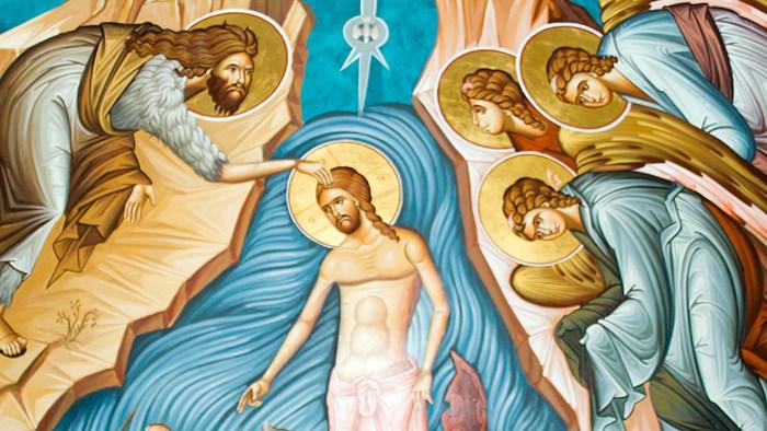The Violent Side of Jesus' Baptism
