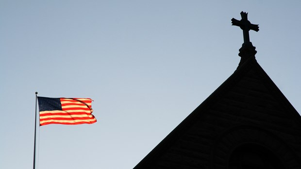How Patriotic Church Services Misunderstand the Military