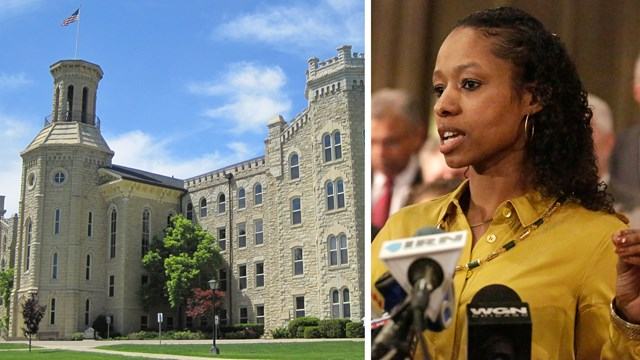 Wheaton, Hawkins: Let Us Reason Together, Please