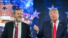Jerry Falwell Jr. Endorses Donald Trump; Here's How Other Evangelicals Compare