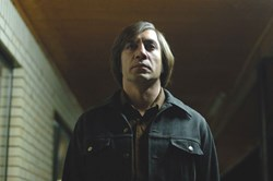 Javier Bardem in 'No Country for Old Men'