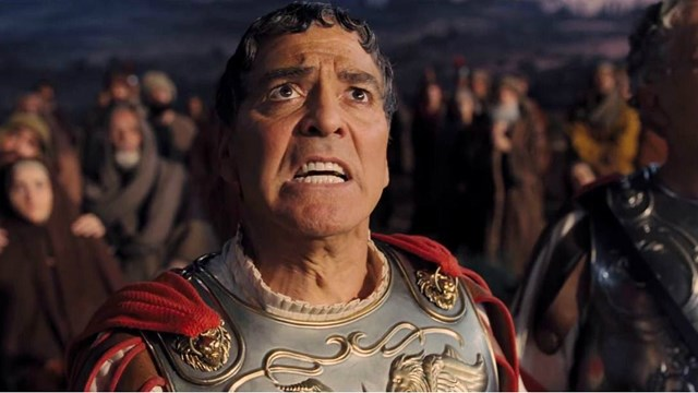 'Hail, Caesar!' — A Tale of the Christ?