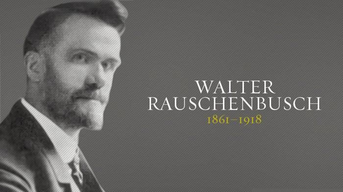 Walter Rauschenbusch