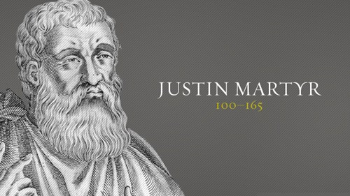 justin martyr second apology pdf
