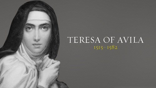 The Life of a Gardener: Prayer and St. Teresa of Avila