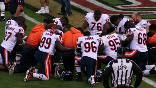 Super Bowl Theology: How Americans See God's Role in the Big Game