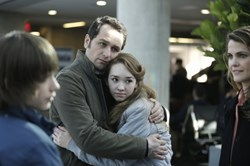 Matthew Rhys and Holly Taylor in 'The Americans'