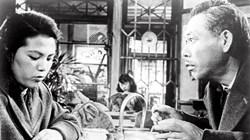 'Takashi Shimura in 'Ikiru'