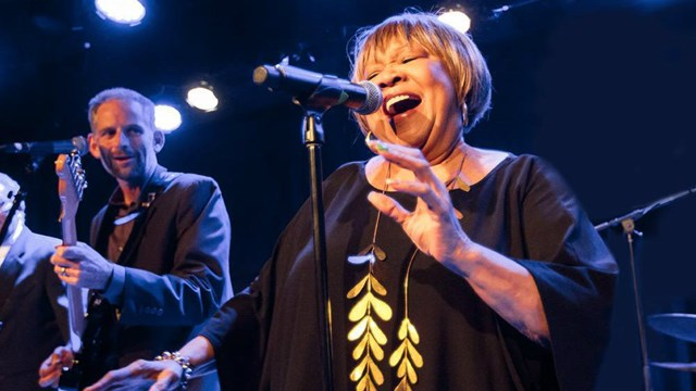 Mavis Staples: Voice of Joy and Justice