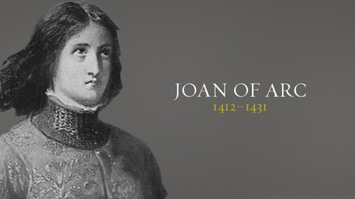 a historical look at the records of joan of arc A summary of execution in 's joan of arc learn exactly what happened in this chapter, scene, or section of joan of arc and what it means perfect for acing essays, tests, and quizzes, as well as for writing lesson plans.