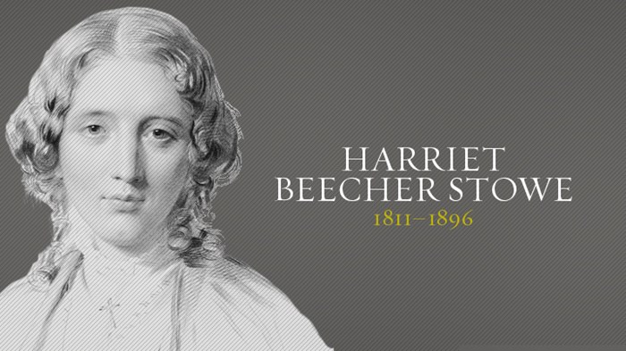 Harriet Beecher Stowe Video For Kids