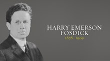 Harry Emerson Fosdick