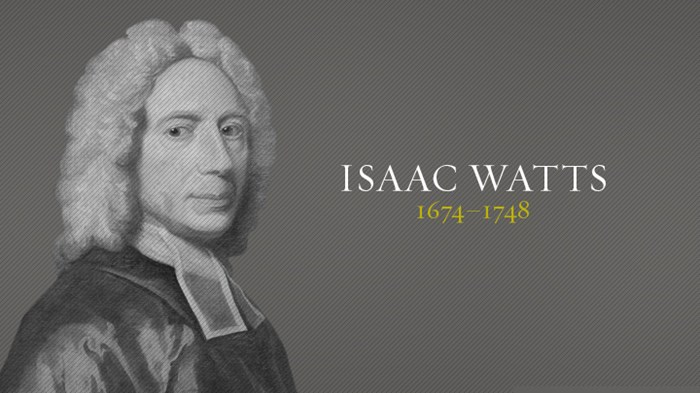 Isaac Watts Net Worth