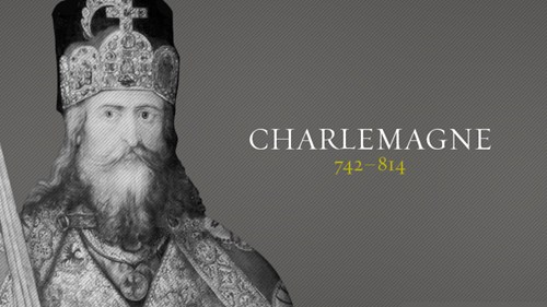 the life and accomplishments of charlemagne during the middle ages Charlemagne lead the franks into a period of rising and there were more than seventy opened during the middle ages after the middle of the 10th.