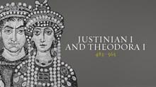 Justinian I and Theodora I