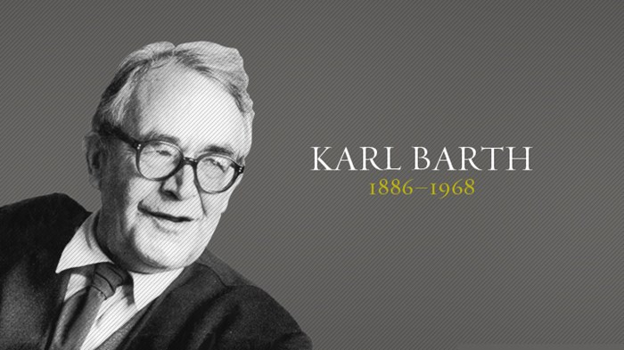Karl Barth | Christian History