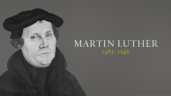Martin Luther | Christian History