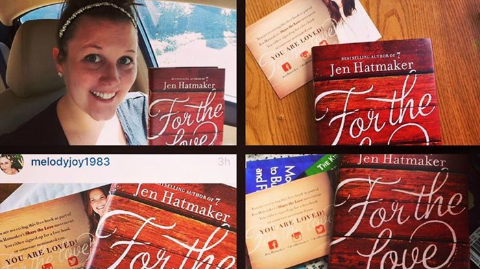 Thousands of Jen Hatmaker Fans Bought Her Book for Strangers
