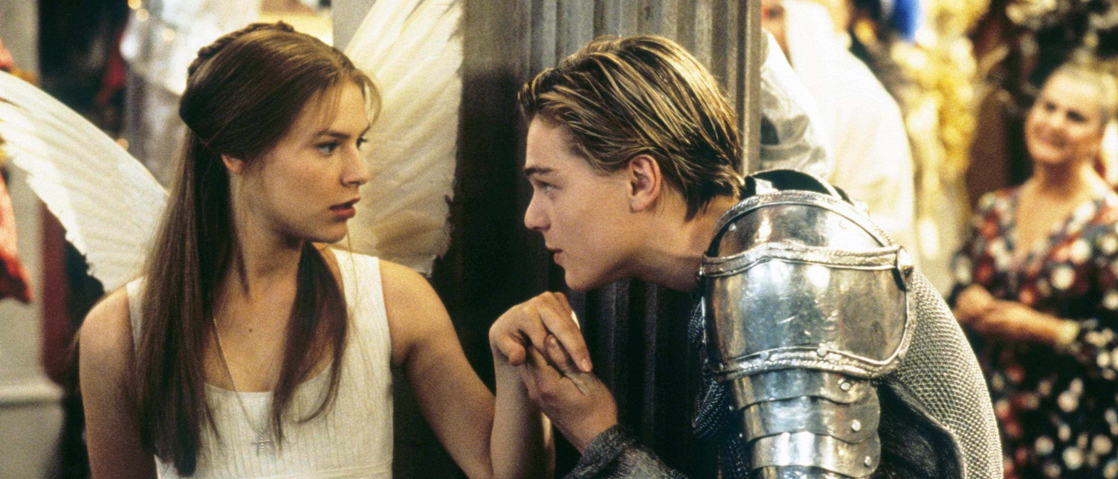 luhrmann's romeo and juliet film critique Romeo + juliet: film guide  a film guide that looks at romeo and juliet (1968), exploring its key topics and themes through informal discussion.