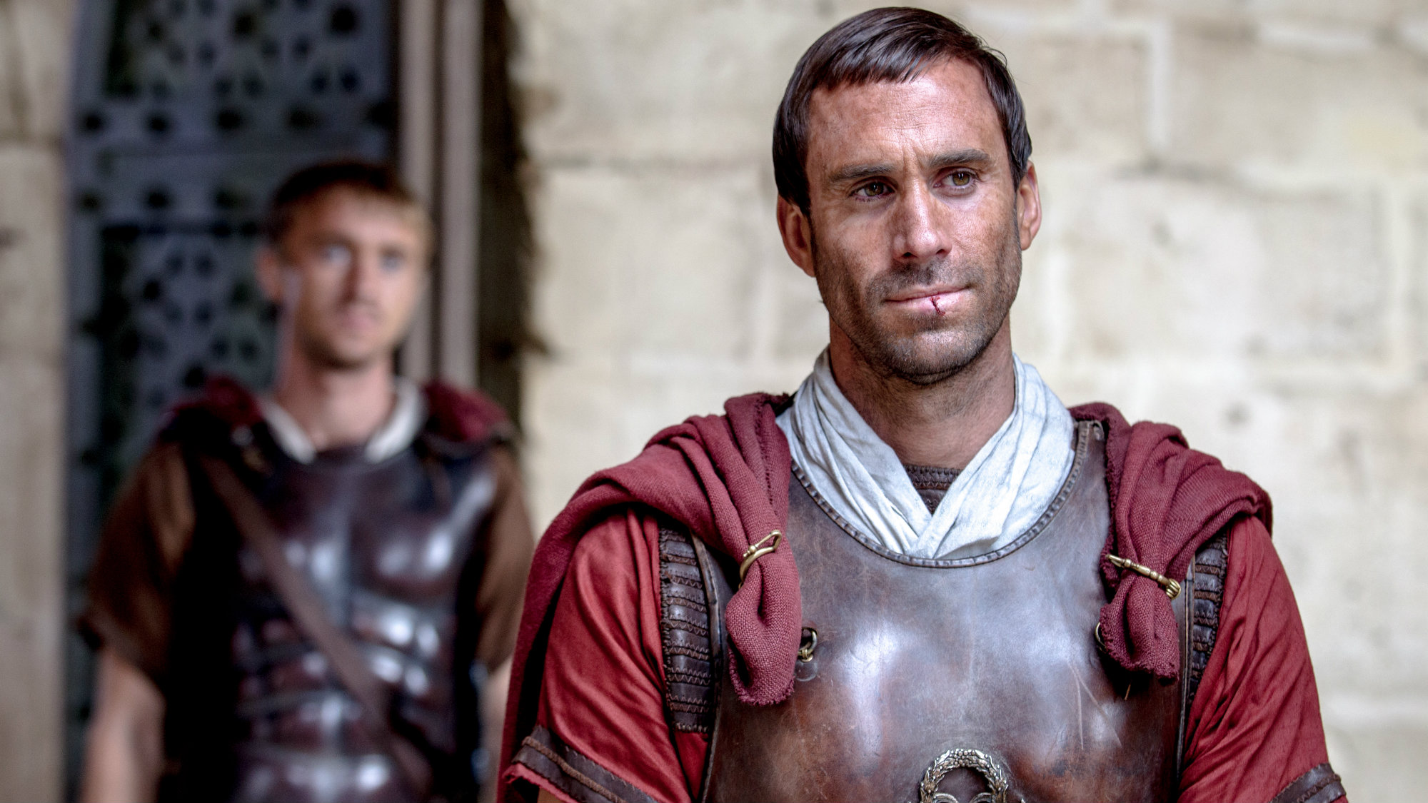 Risen Movie Interviews with Joseph Fiennes and Cliff Curtis