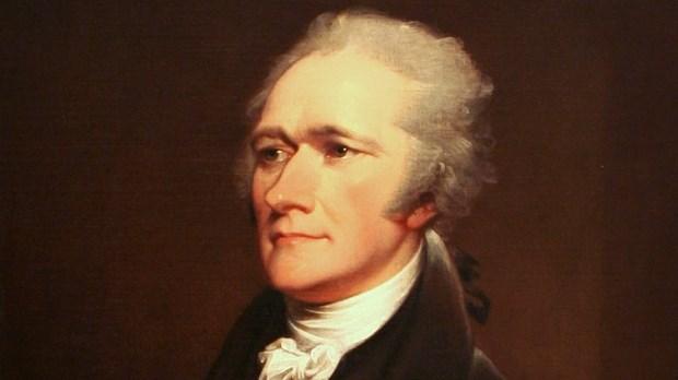 God Loved Alexander Hamilton