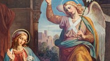 From Jesus to Mary and Back Again: The History of the Annunciation