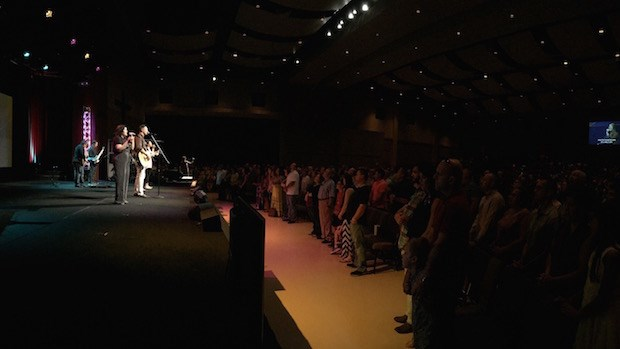 Sunday Journeys: Oak Hills Church in San Antonio, Randy Frazee and Max Lucado