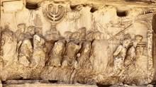 A.D. 70 Titus Destroys Jerusalem