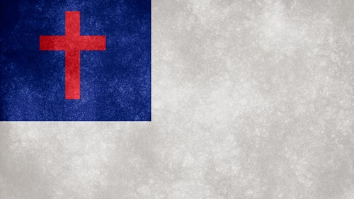 Do You Know The History Of The Christian Flag Christian