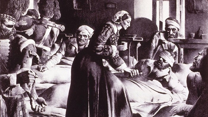 The Faith Behind the Famous: Florence Nightingale: Christian History Sampler