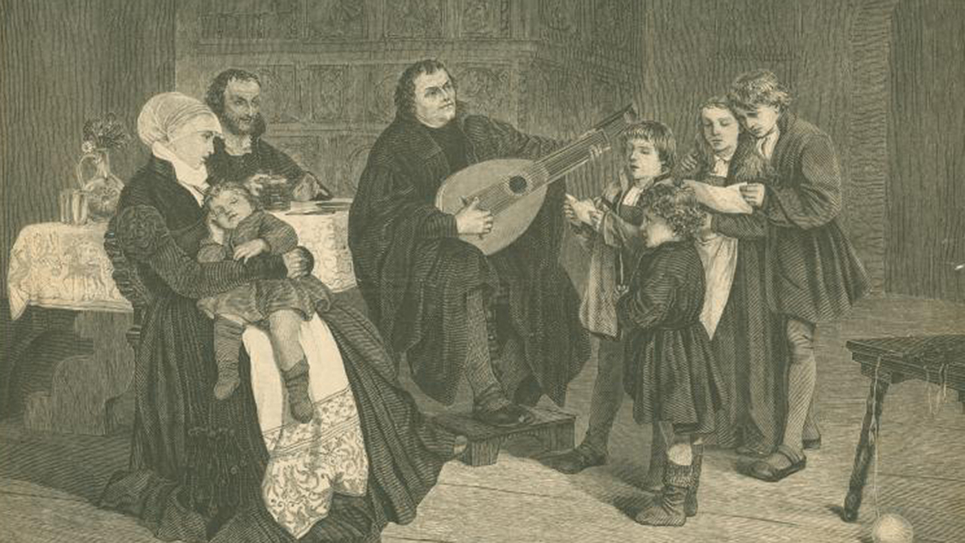 Martin Luther's Early Years: Did You Know?   Christian History